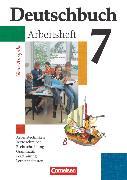 Cover-Bild zu Deutschbuch Gymnasium, Allgemeine bisherige Ausgabe, 7. Schuljahr, Arbeitsheft mit Lösungen von Diehm, Jan
