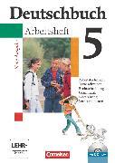 Cover-Bild zu Deutschbuch Gymnasium, Allgemeine bisherige Ausgabe, 5. Schuljahr, Arbeitsheft mit Lösungen und Übungs-CD-ROM von Diehm, Jan