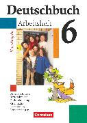 Cover-Bild zu Deutschbuch Gymnasium, Allgemeine bisherige Ausgabe, 6. Schuljahr, Arbeitsheft mit Lösungen von Diehm, Jan