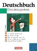 Cover-Bild zu Deutschbuch Gymnasium, Allgemeine bisherige Ausgabe, 5.-10. Schuljahr, Orientierungswissen, Schülerbuch von Campe, Ulrich