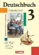 Cover-Bild zu Deutschbuch, Sprach- und Lesebuch, Realschule Baden-Württemberg 2003, Band 3: 7. Schuljahr, Arbeitsheft mit Lösungen von Biermann, Günther