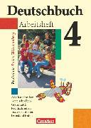 Cover-Bild zu Deutschbuch, Sprach- und Lesebuch, Realschule Baden-Württemberg 2003, Band 4: 8. Schuljahr, Arbeitsheft mit Lösungen von Biermann, Günther
