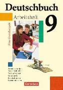 Cover-Bild zu Deutschbuch, Sprach- und Lesebuch, Grundausgabe 2006, 9. Schuljahr, Arbeitsheft mit Lösungen von Biermann, Günther