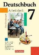 Cover-Bild zu Deutschbuch, Sprach- und Lesebuch, Grundausgabe 2006, 7. Schuljahr, Arbeitsheft mit Lösungen von Biermann, Günther