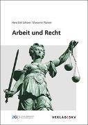 Cover-Bild zu Schürer, Hans Ueli: Arbeit und Recht