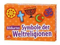Cover-Bild zu Bildkarten Symbole der Weltreligionen von Hinrichs, Wolfgang