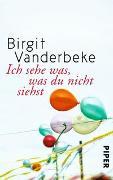 Cover-Bild zu Vanderbeke, Birgit: Ich sehe was, was du nicht siehst