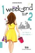 Cover-Bild zu 1 week-end sur 2 (eBook)