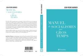 Cover-Bild zu Manuel de socialismes par gros temps (eBook)