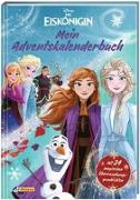 Cover-Bild zu Disney - Die Eiskönigin: Mein Adventskalenderbuch (mit perforierten Seiten)