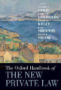 Cover-Bild zu The Oxford Handbook of the New Private Law von Gold, Andrew S. (Hrsg.)