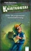 Cover-Bild zu Banscherus, Jürgen: Die Kaugummiverschwörung