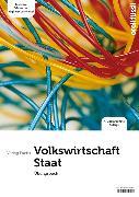 Cover-Bild zu Volkswirtschaft / Staat - Übungsbuch von Caduff, Claudio