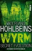 Cover-Bild zu Winkler, Dieter: Wolfgang Hohlbeins Wyrm. Secret Evolution (eBook)