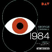 Cover-Bild zu Orwell, George: 1984 (Audio Download)