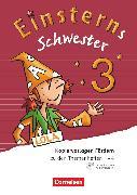 Cover-Bild zu Dreier-Kuzuhara, Daniela: Einsterns Schwester, Sprache und Lesen - Ausgabe 2015, 3. Schuljahr, Kopiervorlagen Fördern, Mit CD-ROM