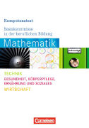 Cover-Bild zu Mathematik Kompetenztest. Basiskenntnisse in der beruflichen Bildung. CD-ROM