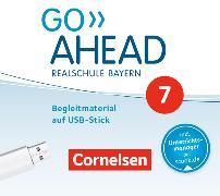 Cover-Bild zu Go Ahead 7. Schuljahr. Realschulen. Neue Ausgabe. Unterrichtsmanager auf USB-Stick. BY