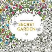 Cover-Bild zu Miniature Secret Garden von Basford, Johanna