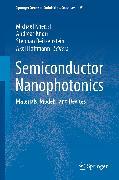Cover-Bild zu Semiconductor Nanophotonics (eBook) von Kneissl, Michael (Hrsg.)