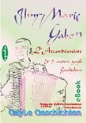 Cover-Bild zu L´Accordeoniste -- Der Akkordeonspieler (eBook) von Gabon, Ilvy-Marie