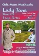 Cover-Bild zu Lady Jane, Band 03: Lege artis (eBook) von Michaels, Adi Mira