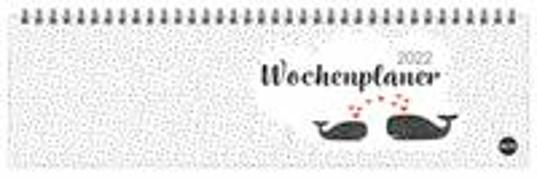 Cover-Bild zu Heye (Hrsg.): Stamp Art Wochenquerplaner Kalender 2022