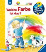 Cover-Bild zu Rübel, Doris: Wieso? Weshalb? Warum? junior: Welche Farbe ist das? (Band 13)