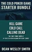 Cover-Bild zu Smith, Dean Wesley: The Cold Poker Gang Starter Bundle (eBook)