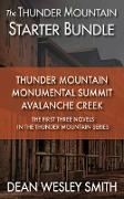 Cover-Bild zu Smith, Dean Wesley: The Thunder Mountain Starter Bundle (eBook)