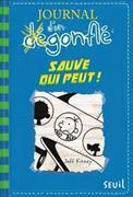 Cover-Bild zu Kinney, Jeff: Journal d'un dégonflé 12. Sauve qui peut!