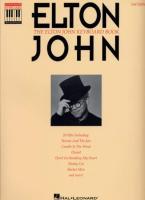 Cover-Bild zu John, Elton (Gespielt): The Elton John Keyboard Book