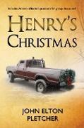 Cover-Bild zu Pletcher, John Elton: Henry's Christmas (eBook)