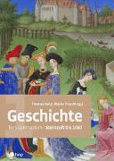 Cover-Bild zu Geschichte fürs Gymnasium | Band 1 (Print inkl. eLehrmittel) von Notz, Thomas (Hrsg.)