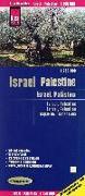 Cover-Bild zu Peter Rump, Reise Know-How Verlag: Israel, Palästina. 1:250'000