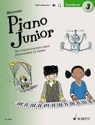 Cover-Bild zu Heumann, Hans-Günter: Piano Junior: Duettbuch 3