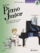 Cover-Bild zu Heumann, Hans-Günter: Piano Junior: Konzertbuch 3