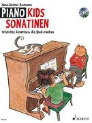 Cover-Bild zu Heumann, Hans-Günter: Piano Kids Sonatinen