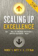 Cover-Bild zu Scaling Up Excellence von Sutton, Robert I.