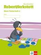 Cover-Bild zu Rabenwerkstatt. Mein Förderheft. 4. Schuljahr. Neubearbeitung