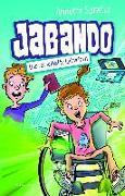 Cover-Bild zu Spratte, Annette: Jabando - Das rätselhafte Labyrinth