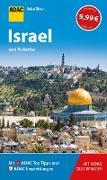 Cover-Bild zu Knupper, Franziska: ADAC Reiseführer Israel (eBook)