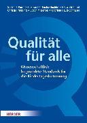 Cover-Bild zu Qualität für alle (eBook) von Viernickel, Susanne