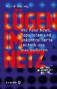 Cover-Bild zu Brodnig, Ingrid: Lügen im Netz