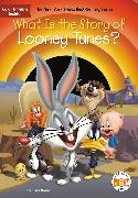 Cover-Bild zu What Is the Story of Looney Tunes? (eBook)