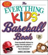 Cover-Bild zu The Everything Kids' Baseball Book, 11th Edition (eBook)