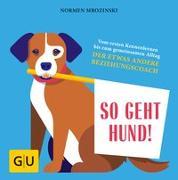 Cover-Bild zu So geht Hund! von Mrozinski, Normen