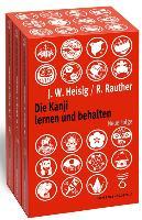 Cover-Bild zu Die Kanji lernen und behalten Bände 1 bis 3. Neue Folge