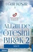 Cover-Bild zu Allah De Ötesini Birak 2