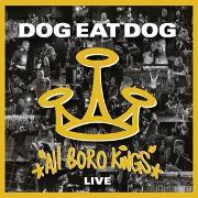 Cover-Bild zu ALL BORO KINGS LIVE (CD + DVD Video)